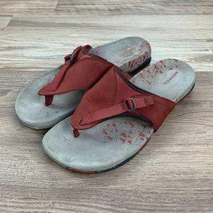 Merrell Senise Sandals, Ruby red, sz 7